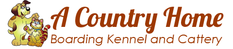 A Country Home logo